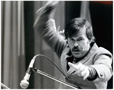 Herb Pomeroy conducting