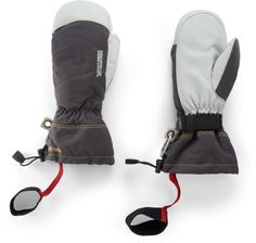 The Hestra XCR Mittens are made to withstand harsh weather. These durable gloves use GORE-TEX® XCR® inserts. #REIGifts