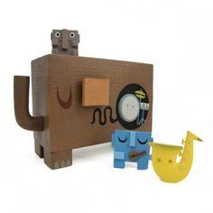 Amada visell designer toys.