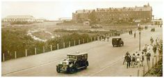A good old view of Ainsdale's Shore Road