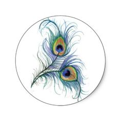 52 Ideas For Tattoo Feather Watercolor Peacock Art Peacock Feather Tattoo, Feather Drawing, Peacock Art, Feather Painting, Feather Tattoos, Peacock Drawing, Feather Art, Peacock Blue, Peacock Colors