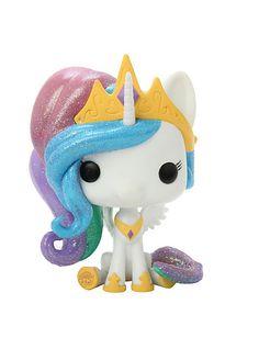 Princess Celestia Hot Topic Exclusive Funko POP