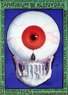 The HourGlass Sanatorium, Polish Movie Poster