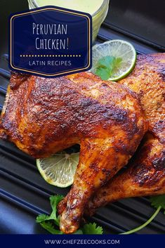 marinade for beef Peruvian Chicken is simply delicious. Its one of those dishes that once you learn how to make it, youll quickly add it Peruvian Recipes, Cuban Recipes, Dinner Recipes, Peruvian Cuisine, Kabob Recipes, Water Recipes, Dinner Menu, Grilling Recipes, Dinner Ideas