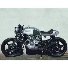Honda CX500 Cafe Racer Build from @blackbeanmotorcycles in Munich #motorcycles #caferacer #motos | caferacerpasion.com