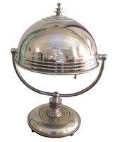 Markel American Art deco Swivel Shade Table Lamp