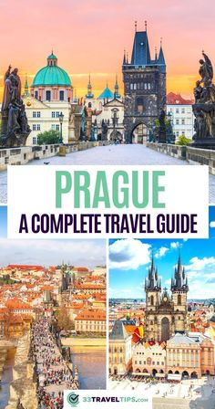 The Czech capital offers unique activities you can't find elsewhere. These 33 Prague travel tips will help you have a fantastic visit to the Golden City.   Prague travel tips guide   Visit Prague   Prague Czech Republic Prague Travel Guide, Europe Travel Tips, European Travel, Travel Guides, Travel Destinations, European Tour, Travel Info, Travel List, Cities In Europe