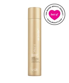 "Best Heat Protectant No. 1: Joico K-Pak Protective Hairspray, $17.49 The dual-action product works both as a heat protectant and medium-hold hairspray, and according to readers, ""it is amazing."" Users say the product gives hair ""lots of volume"" and ""great hold without feeling heavy or sticky"