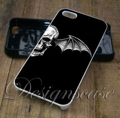 Avenged Sevenfold Case for iPhone Case,Ipod Touch Case, Samsung Galaxy Case, Xperia Case, HTC Cases Available Rubber Plastic