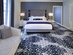 Paul Cleary Appointed CEO of Lexmark Carpet Mills Bed Scarf, House Accessories, Interior Design Magazine, Hotel Interiors, Assisted Living, Hospitality Design, Bed Furniture, Rugs On Carpet, Living Spaces