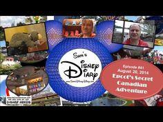 SamsDisneyDiary Episode #41 – Hidden Epcot Surpirse, be a Canadian Ranger! | Sams Disney Diary