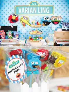 78 Best Baby Shower Sesame Street Images In 2019 Anniversary Games