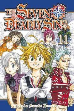 15 Best The Seven Deadly Sins Manga Series By Nakaba Suzuki
