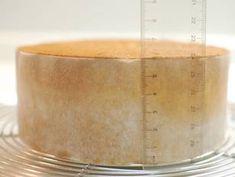Basic Moist Sponge Cake Recipe by cookpad. Raspberry Smoothie, Apple Smoothies, Buckwheat Cake, Baking Parchment, Parchment Paper, Sponge Cake Recipes, Recipe Steps, Cake Flour, Savoury Cake