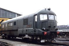 Electric Locomotive, Diesel Locomotive, Transportation Technology, Gas Turbine, Abandoned Train, Rail Car, British Rail, Train Pictures, Military Equipment