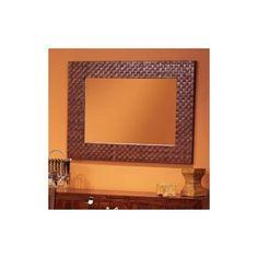 William Sheppee Saddler Rectangular Mirror
