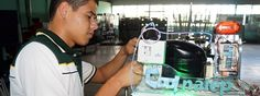 Crean App para monitoreo de cámaras de refrigeración en CONALEP