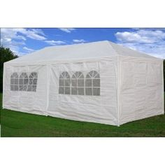 10`x20` Party Wedding Tent Gazebo Pavilion Catering Carport Shelter New
