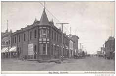 Delcampe - Online auctions for collectors Sales Image, Alberta Canada, Original Image, Old Town, The Past, Louvre, Old Things, Street View, History