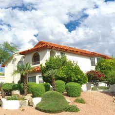 #Southwest #home #architecture #Spanish