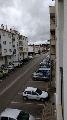 estacionamento na Rua