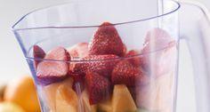 8 gezonde smoothies met slechts 3 (!) ingrediënten - Verrassende ingrediënten!