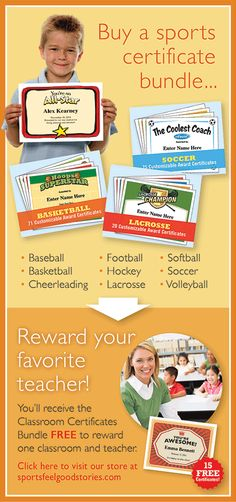 Check out customizable certificates for sports business and home at purchase volleyball certificates bundle or any bundle and receive a free classroom bundle to yelopaper Gallery