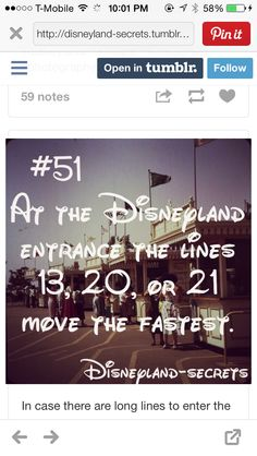 Disneyland secrets and tips. Let's try this @skibunny103 @lindacovey