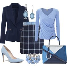 A fashion look from July 2014 featuring Armani Collezioni tops, House of Holland mini skirts and Express pumps. Browse and shop related looks. Classy Outfits, Chic Outfits, Fashion Outfits, Womens Fashion, Business Outfits, Business Fashion, Office Fashion, Work Fashion, Vestidos Plus Size