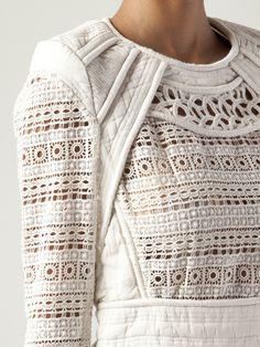 Iro round neck blouse #farfetch #clothing #womensfashion #womenswear #womensstyle #mensfashion #menswear #mensstyle #onlineshopping #boutique #goskey