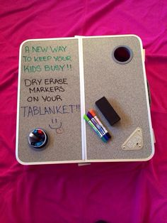 www.tablanket.com #tablanket #kids #doodling #tailgating #coloring #dryeraserboard #indoor #outdoor #drawing