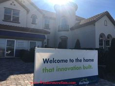 Meritage Homes Sets Solar Standard For Future Homes & Anticipation For President Obama's Final State of the Union Address Sun Power, Abc Activities, Solar Energy System, State Of The Union, Windermere, Real Estate Development, Sustainable Living, Dear Friend, Rooftop