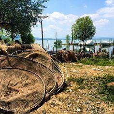 San Feliciano Glimpses of a #fishing #village #altrasimeno photo di @macciottina