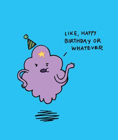Adventure Time! / LSP