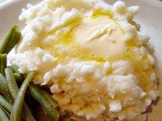Pressure Cooker Mashed Potatoes Recipe