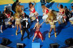 Shakira Photos - Germany v Argentina - Zimbio