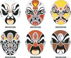 mascaras chinas - Buscar con Google