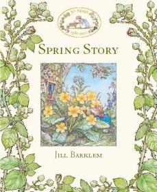 Victoria Stitch: Brambly Hedge: Spring Story