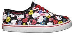 Vans® Girl's Authentic Hello Kitty