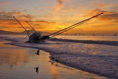 Santa Barbara,East Beach,california