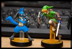 Amiibos! by ironiclensflare