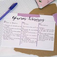 Study Notes, School Stuff, Bullet Journal, Education, Notebook Ideas, Shots Ideas, Study Rooms, Literature, Writing