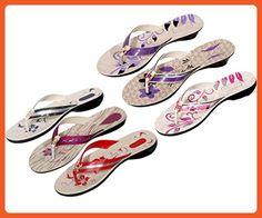 Krocs Super Comfortable Flip flop For Women (Pack of 6 Pair) - Sandals for women (*Amazon Partner-Link)