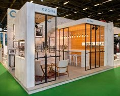 CZone / Silmo Exhibition Ideas, Exhibition Stands, Exhibition Booth, Exhibit Design, Booth Design, Trade Show, Museums, Creative, Inspiration