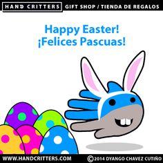 Happy #Easter! ¡Felices #Pascuas!