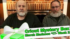 Cricut Mystery Box - March Madness 2017 Unboxing - Week #2 - http://www.craftsbytwo.com/cricut-mystery-box-march-madness-2017-unboxing-week-2/  This just in! Week #2 of March Mystery Box Madness! Join us to see what Cricut included in this week's box. Just a note, Cricut said this week's box has very limited quantities!  Visit our blog for easy shopping links, the best coupon code, with a gallery and list of the Mystery Box contents if you don't want to watch the video!