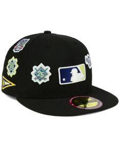 low priced 65418 6de89 New Era Milwaukee Brewers Ultimate Patch Collection All Patches 59FIFTY Cap  - Black 7 1