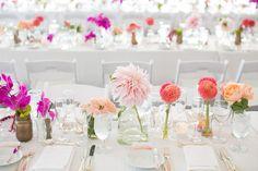 Event Design + Flowers: Sinclair and Moore Events - Lauren and Kelan's Bright Seattle Wedding by Matthew Land Studios - via Grey likes weddings