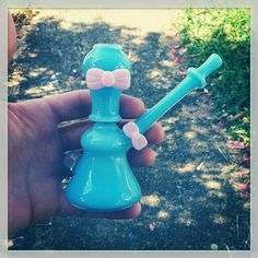 Mini Dab Rig, Too Cute!
