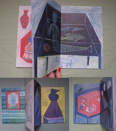 Promenade au Musee - Katrin Stangl - Illustrationen und Bilderbücher
